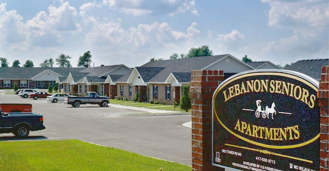 Lebanon Senior Apartments<br />Lebanon, Missouri