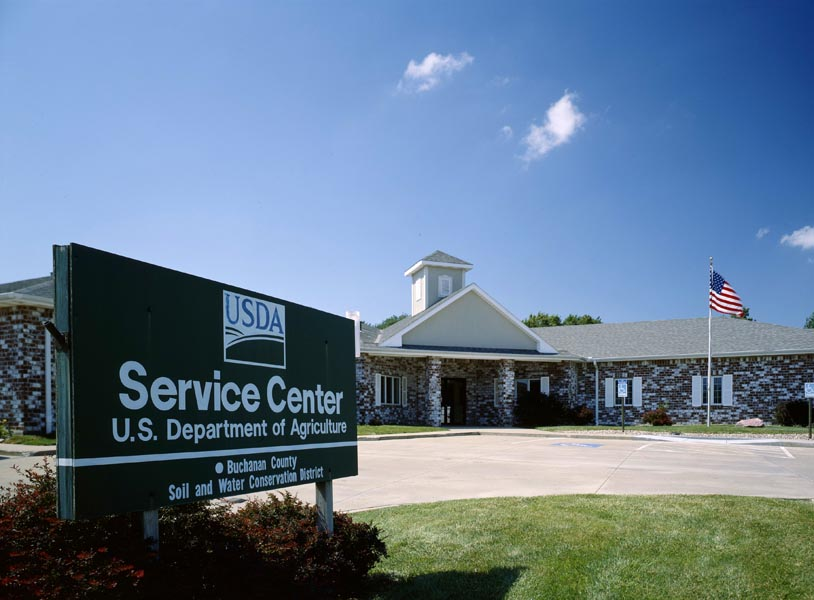 USDA Service CenterBuchanan County, Missouri