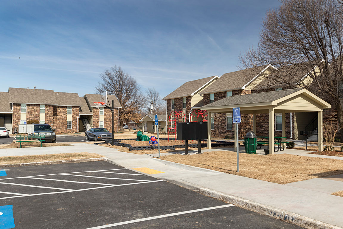 Wheat Ridge Apartments<br />Oklahoma