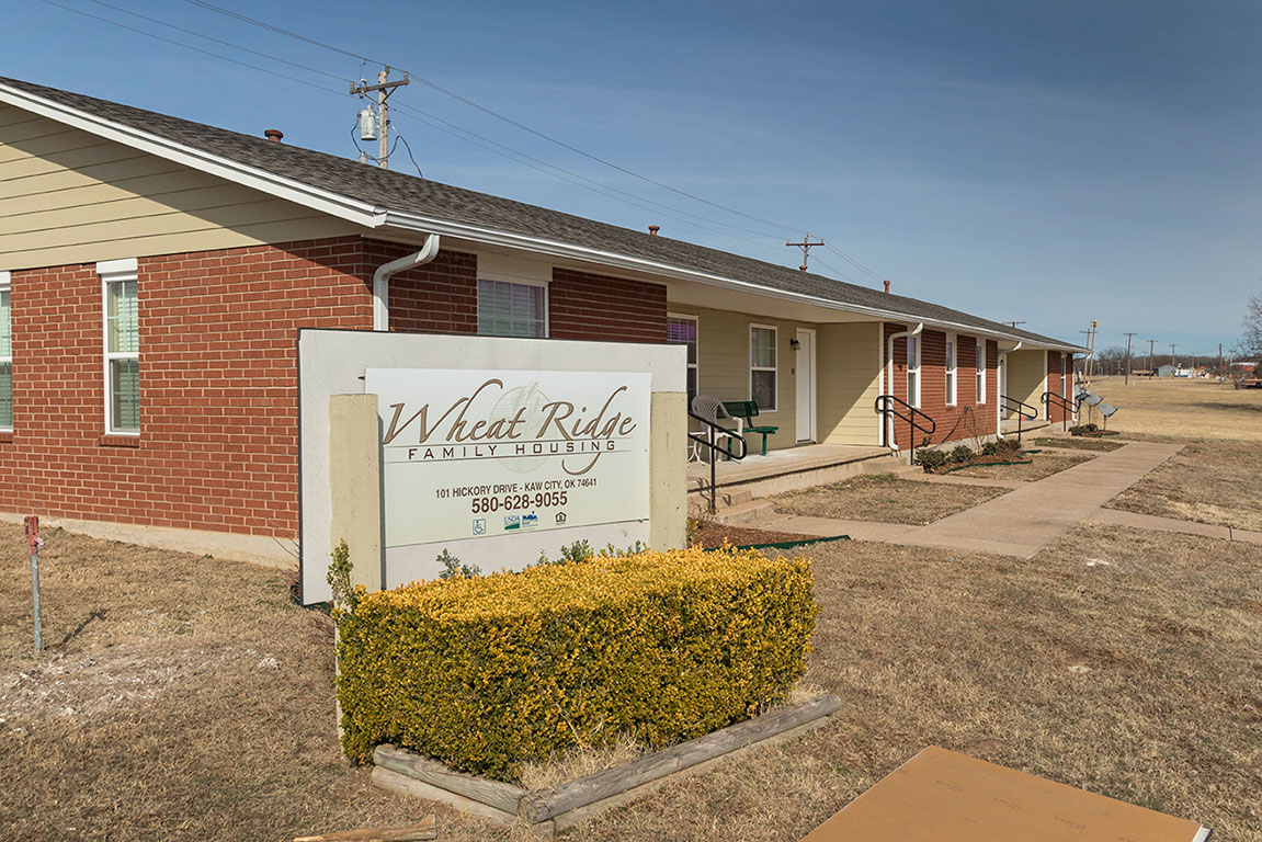 Wheat Ridge Apartments I - Kaw City