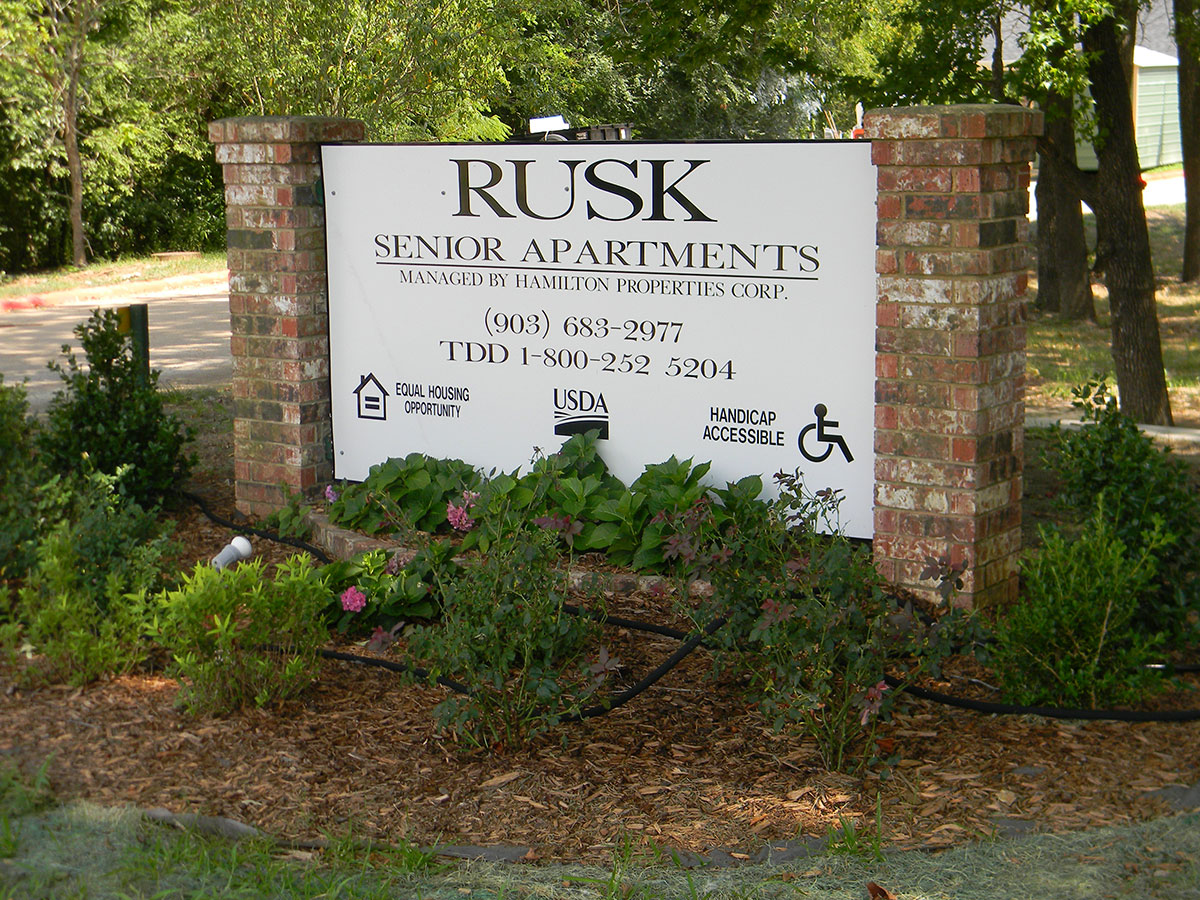 Rusk Senior Apartments