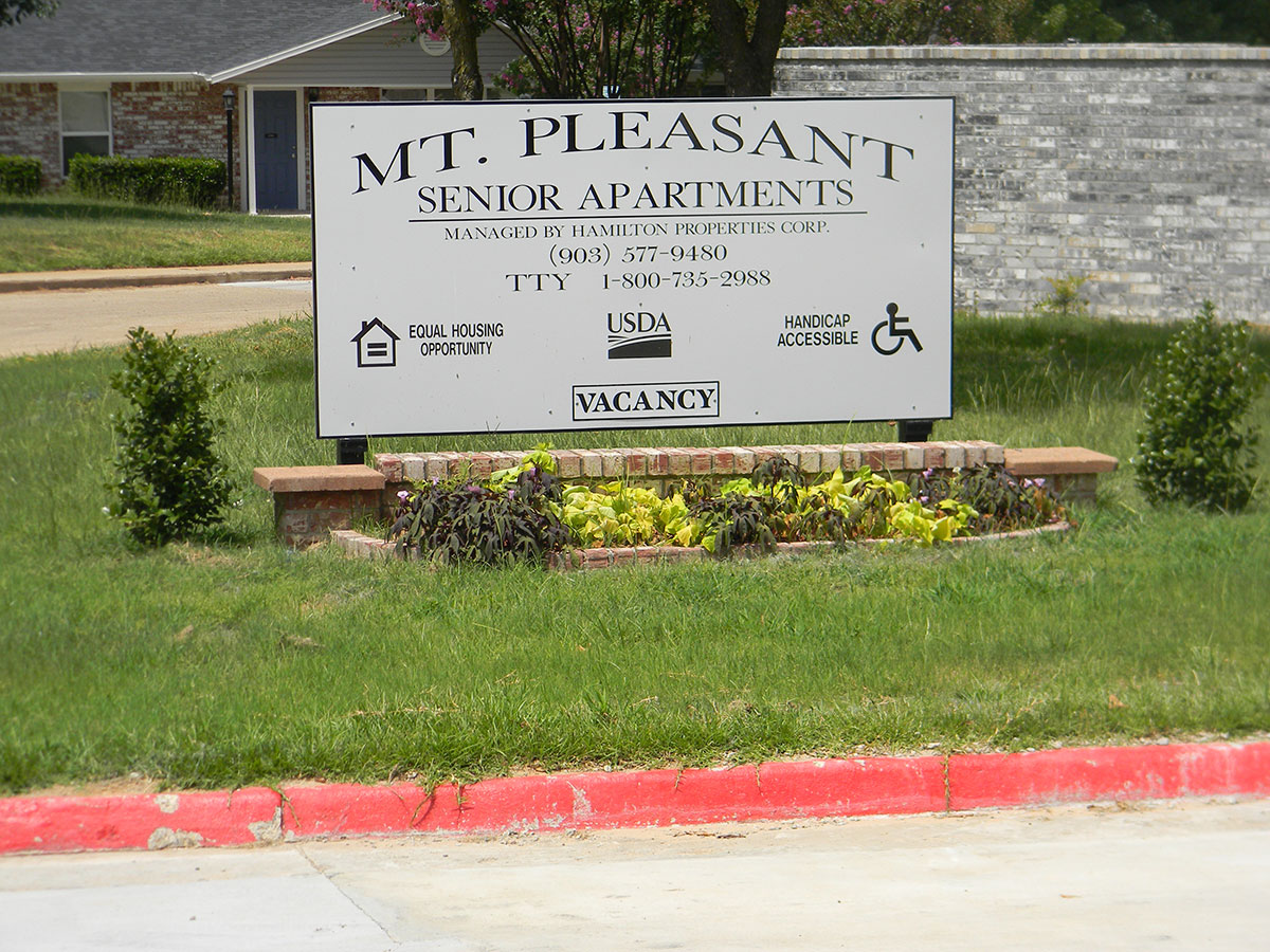 Mt. Pleasant Senior Apartments