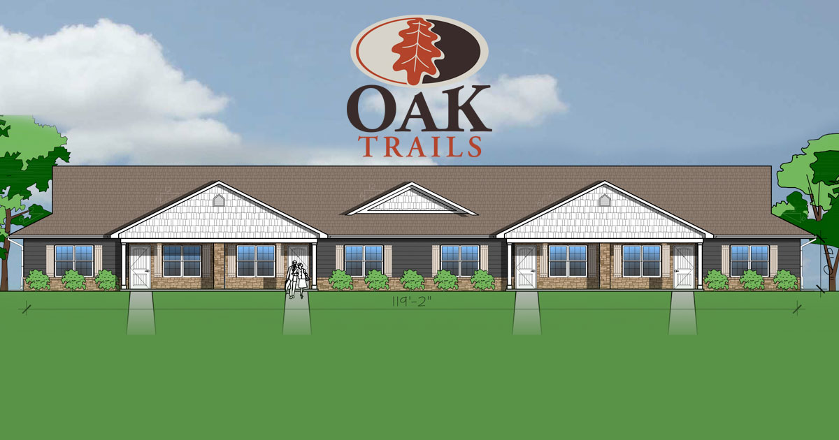 Oak Trails<br />San Angelo, Texas