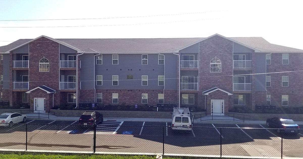 Hamilton Properties Corporation Crestview Apartments