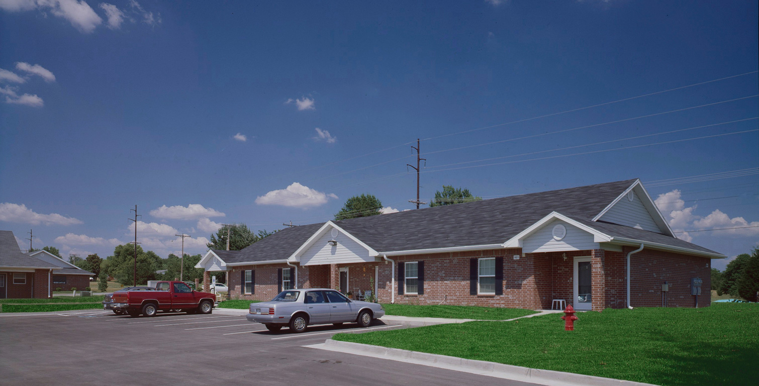 Lebanon Senior Housing Phase II<br />Lebanon, Missouri