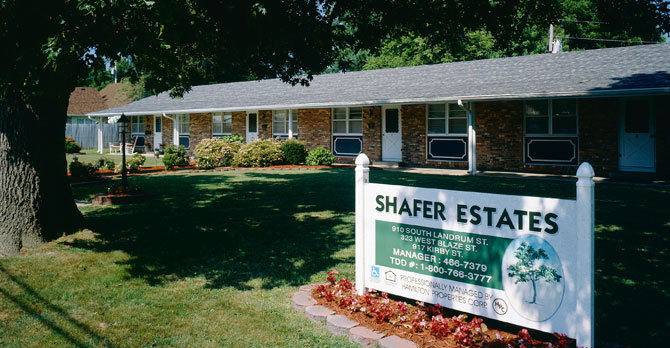 Shafer Estates