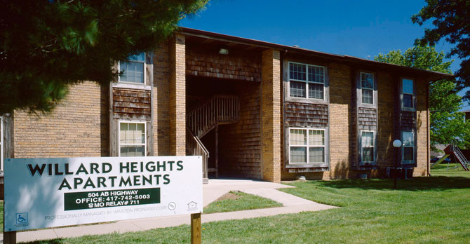 Willard Heights Apartments